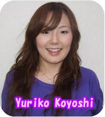 Yuriko Koyoshi