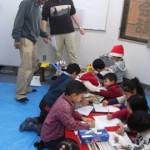 子供のクリスマスパーティー2008